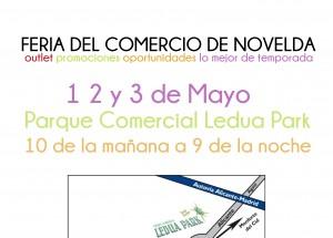 FERIA DEL COMERCIO DE NOVELDA