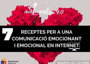7 Receptes per a una comunicació emocionant i emocional en internet