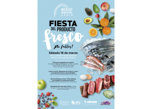 El Mercat de Xàbia ofrece este sábado una fiesta para promocionar el producto fresco