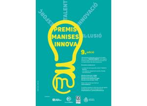 """IX EDICIÓN DE LOS PREMIOS """"MANISES INNOVA"""""""
