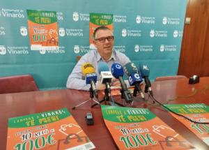 """Comercio pone en marcha una nueva edición de """"Comprar a Vinaròs té premi"""""""