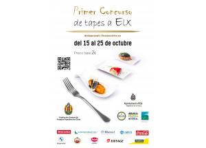 """Primer Concurso """"de tapes a Elx"""""""