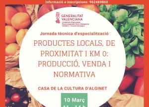 JORNADA PRODUCTES DE PROXIMITAT