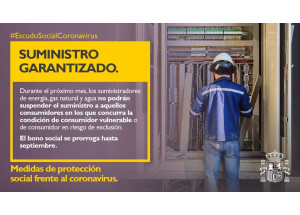 Mesures econòmiques i socials de el Govern d'Espanya davant el coronavirus