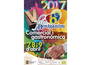V edición de la FERIA BENIGÀNIM. COMERCIAL Y GASTRONÓMICA