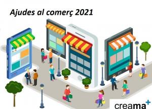 AFIC-CREMA INFORMA DE LAS AYUDAS A LAS EMPRESAS COMERCIALES PARA EL 2021.