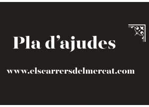 PLAN DE AYUDAS CARRERS DEL MERCAT