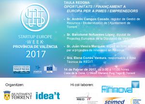 Oportunitats i Finançament a Europa per a PIMES i Emprenedors