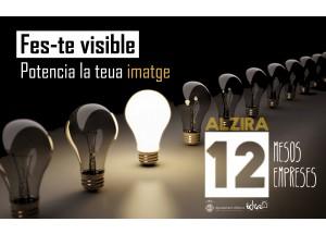 Alzira: 12 mesos · 12 empreses