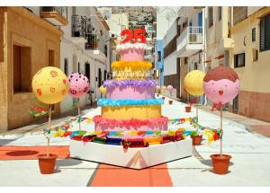 Xàbia Port y la Comisión del Loreto recuperan el concurso de calles y balcones engalanados