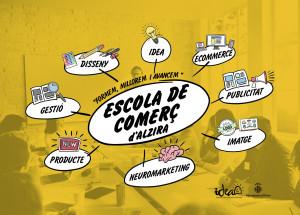 Escuela de Comercio de Alzira: 3ª edición