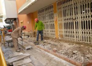 Benicarló.El Mercado Municipal se adapta a la normativa de accesibilidad