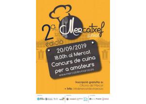 El Mercado Municipal acogerá el 2º Mercatxef Júnior el próximo viernes 20 de septiembre