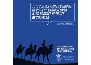 les teues compres de reis a Xirivella