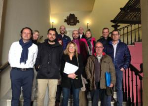 Acord històric per la recuperació del Centre d'Alcoi