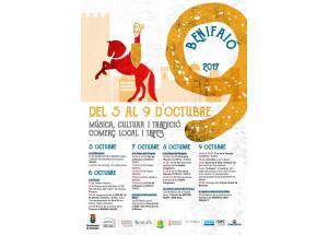 FIRA DE LA PLACETA FESTIVITAT DEL 9 D'OCTUBRE 2017