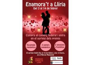 campanya comercial de Sant Valentí 2017