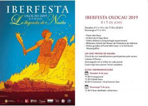 IBERFESTA. Olocau 2019. 8 i 9 de juny