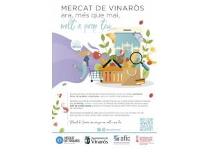 El Mercat de Vinaròs presenta \'Mercat Online\', una plataforma on fer les compres en línia