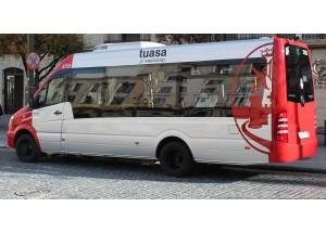 Empieza la redacción del nuevo contrato del autobús