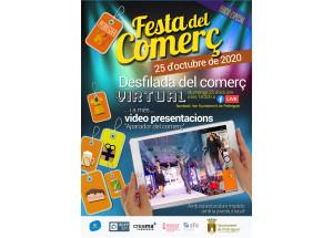 FIESTA COMERCIO VIRTUAL PEDREGUER 25 octubre de 2020
