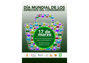 CELEBRACIÓN DEL DÍA MUNDIAL DEL CONSUMIDOR EN EL MERCADO MUNICIPAL DE MONFORTE DEL CID