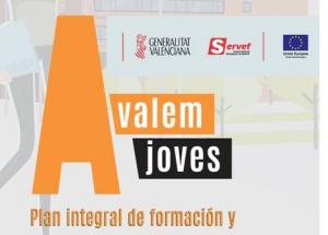 Subvencions a la contractació: Jornada informativa programa AVALEM Joves del SERVEF