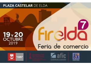 FIRELDA. 7a EDICIÓ DE LA FIRA DEL COMERÇ D'ELDA