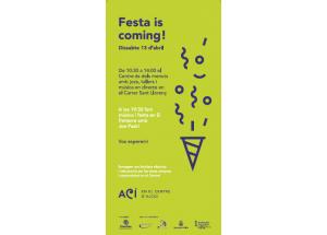 FESTA IS COMING' ARRIBA AL CENTRE D'ALCOI