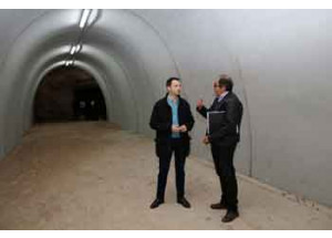 Onda inicia los trabajos previos para la puesta en valor de la entrada a la 'Cova de l'Algepsar'
