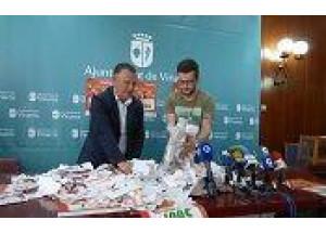 Comercio reparte mil euros en la campaña Comprar a Vinaròs té premi