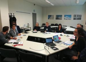 Alcoy participa en el Comité Ejecutivo de Xarxa FP en Munich