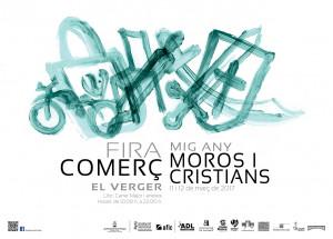 FIRA COMERCIAL I MIG ANY MORO I CRISTIÀ EL VERGER 2017