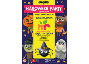 HALLOWEEN PARTY EN EL MERCAT CENTRAL D'ELDA