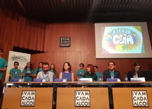 Alcoi inaugura las I Jornadas sobre Ciudades Amigas de la Infancia de la provincia de Alicante