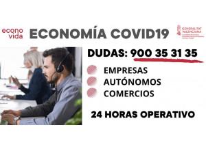ASSISTÈNCIA COMERÇOS I EMPRESES COVID-19
