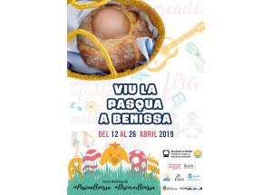 Segunda edición de VIU LA PASQUA A BENISSA