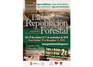 TAPAS CON HISTORIA 2018: LA REPOBLACIÓN FORESTAL