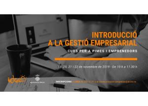 CURSOS DE GESTIÓ EMPRESARIAL I FINANCES