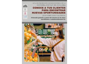 ACCIÓ FORMATIVA 'CONEIX  ELS TEUS CLIENTS PER A TROBAR NOVES OPORTUNITATS'
