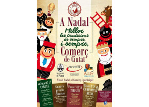 Torna la campanya nadalenca del comerç a Alcoi