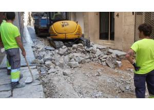 L'Ajuntament realitza obres per valor de més d'1.700.000 euros dins del Pla Reactiva Alcoi