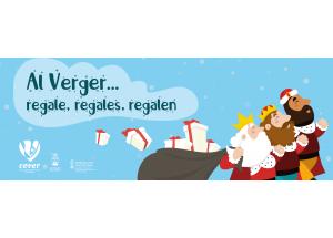 Campaña Navidad COVER (Asociación de comerciantes de El Verger)