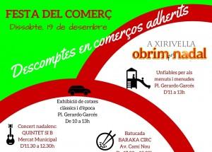 Festa del comerç a Xirivella