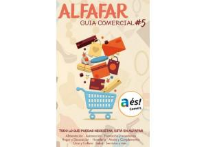 5ª EDICIÓN DE LA GUÍA COMERCIAL DE ALFAFAR