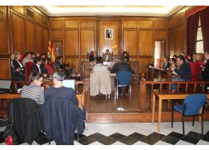 El pleno del Ayuntamiento de Alcoy aprueba por unanimidad el protocolo para que la ciudad sea entidad colaboradora de Distrito Digital