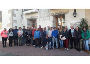 20 PERSONES COMENCEN A TREBALLAR EN EL TALLER D'OCUPACIÓ D'ONDARA EN LES ESPECIALITATS DE JARDINERIA I FORESTAL