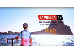 Volta Ciclista a Espanya. Segona Etapa amb final en Calp.