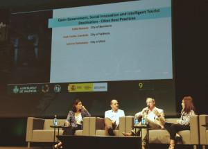 Alcoi presenta el seu model en la reunió del Comité Tècnic de la Xarxa Espanyola de Ciutats Intel·ligents
