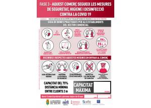CONDICIONES FASE III POR PUBLICACIÓN DEL DECRETO 8/2020, DE 13 DE JUNIO DE LA GENERALITAT VALENCIANA